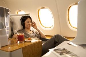 A380 Business Class 5