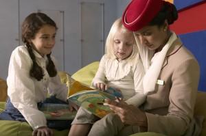 T3 - First Class Lounge kids 5